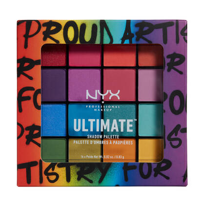 Palette Ultimate Shadow Pride Edition