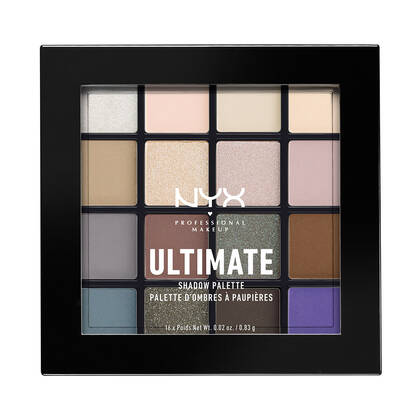ULTIMATE SHADOW PALETTE- Cool neutrals