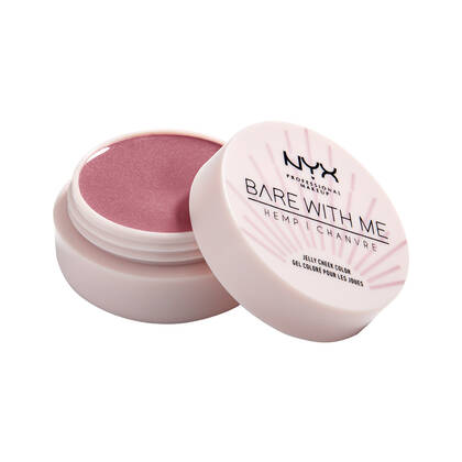 BLUSH IN GEL BARE WITH ME HEMP