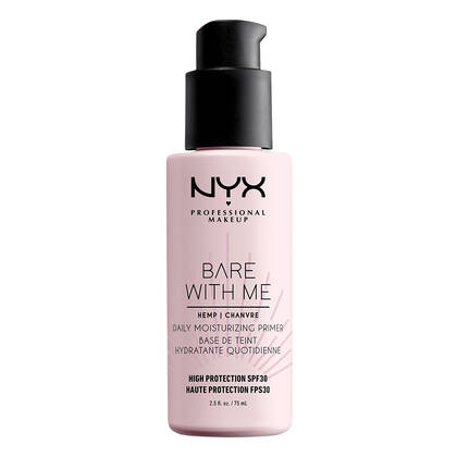 Primer idratante SPF30 Bare with me Hemp
