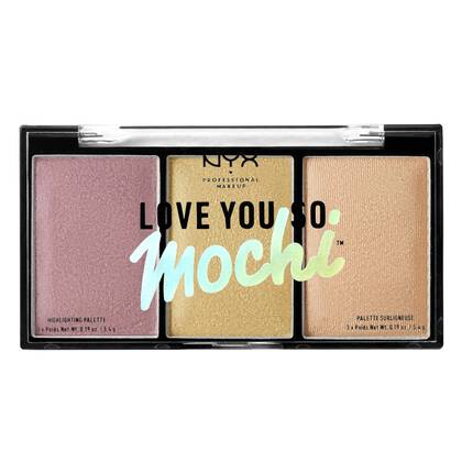 Palette illuminanti Love You So Mochi